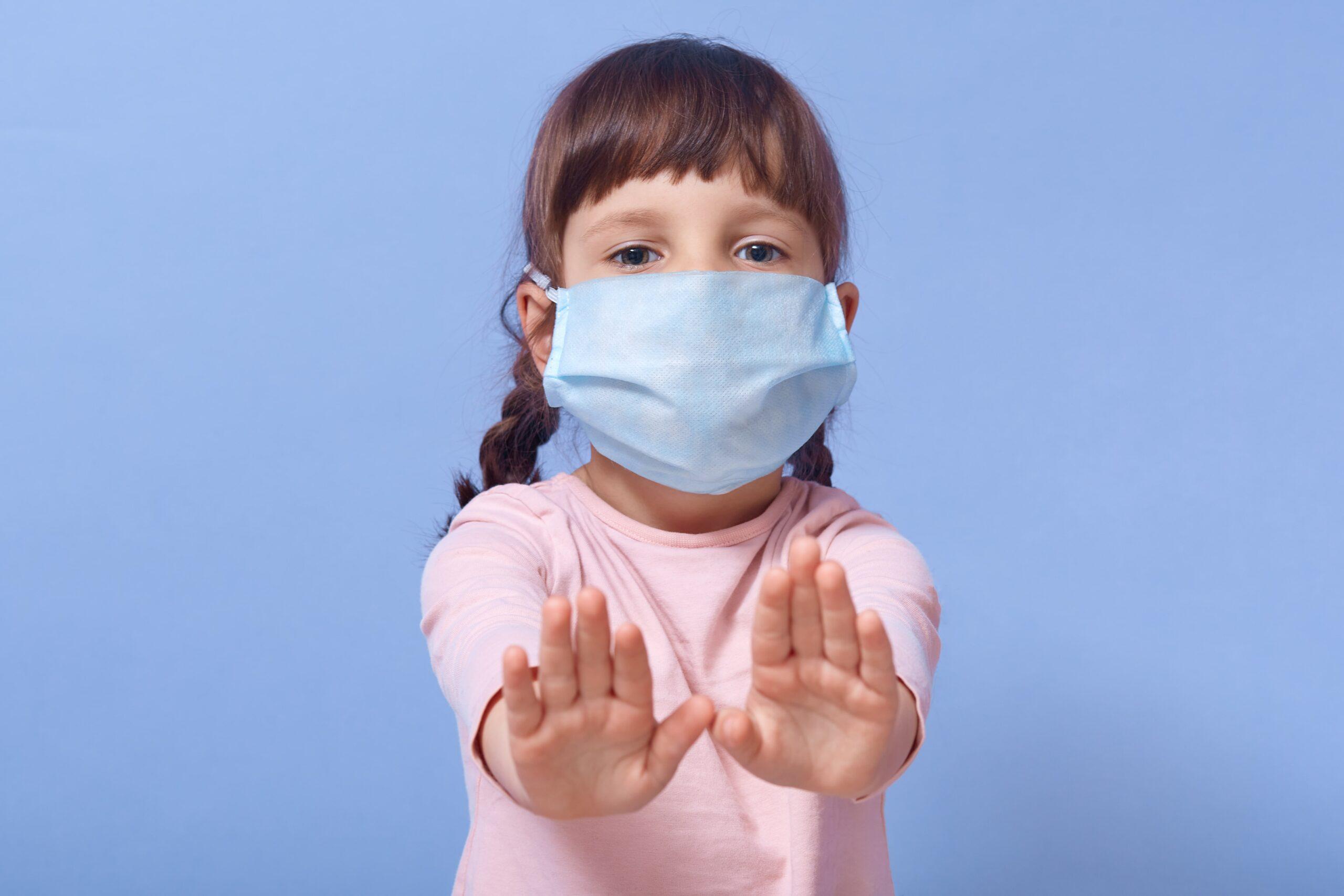 ¿Cómo ven los niños la pandemia?