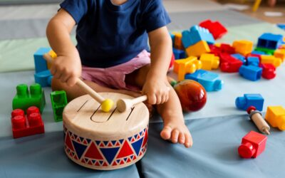 La estimulación temprana a través de las canciones infantiles